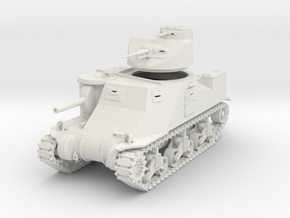 PV33 M3 Lee Medium Tank (1/48) in White Strong & Flexible