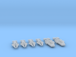 Orion (KON) Cruiser Squadron in Smooth Fine Detail Plastic