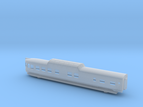 GN Lightweight Observation Dome car - Zscale in Smooth Fine Detail Plastic