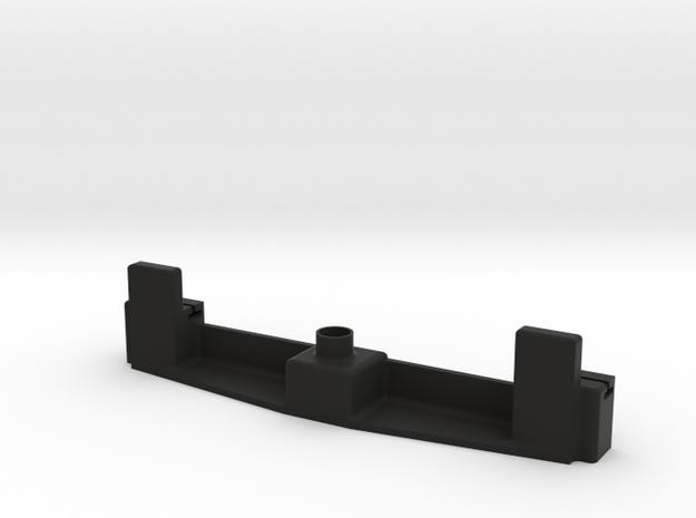 Spacebar in Black Natural Versatile Plastic
