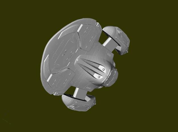USS Dilligent 3d printed