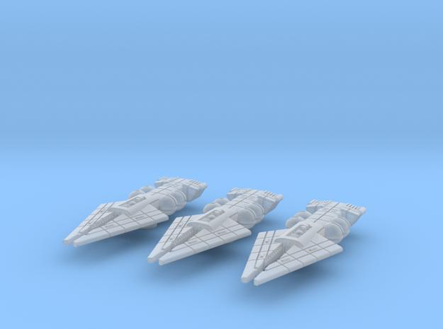 Orion (KON) Destroyer Datagroup in Smooth Fine Detail Plastic