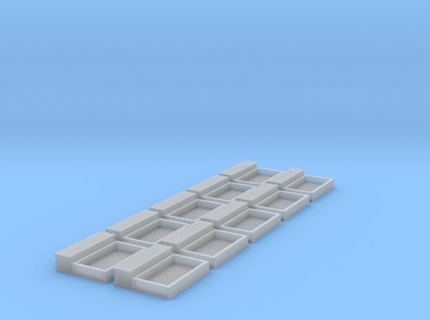 1/87 SK/U/Rahmen/Träne  in Smoothest Fine Detail Plastic