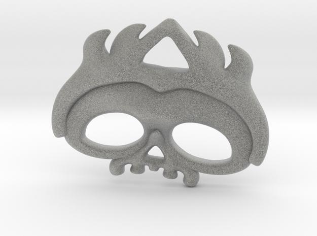 Cavalera02 in Metallic Plastic