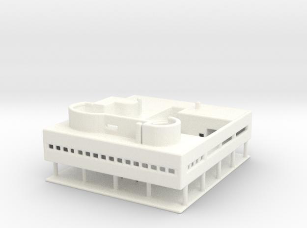 Villa Savoye Medium