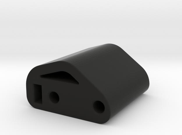 WRC Paddle Adjuster Block in Black Natural Versatile Plastic