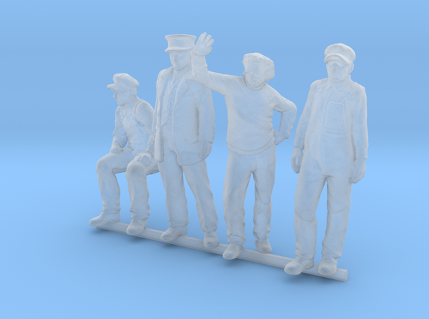 HO Pack of 4 figures