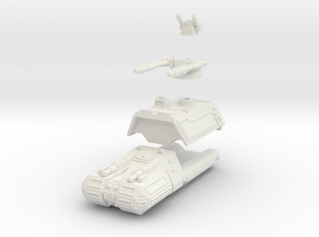 MG144-HE002A Turma Multirole Vehicle (APC Variant) 3d printed
