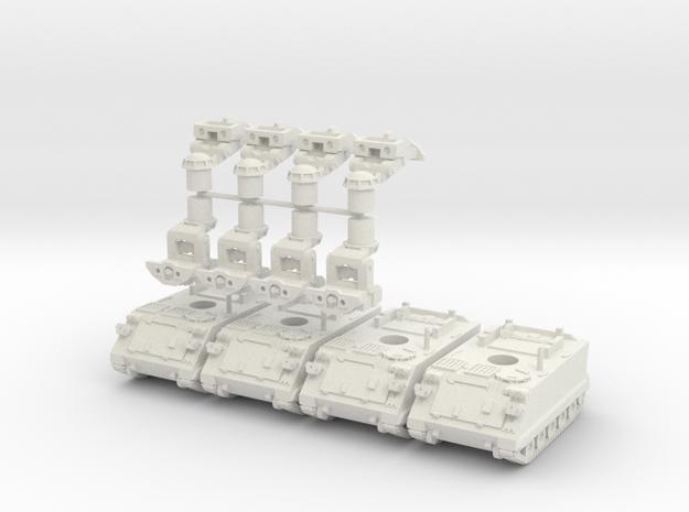 MG144-NATO02 M901 TOW Platoon 3d printed