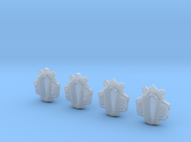 SP200A Stone Portal Support Squadron 3d printed