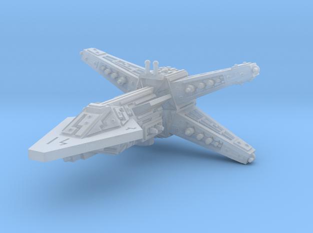 VA301 Solar Rage Battlecruiser 3d printed