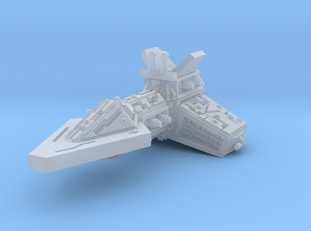 VA204 Burning Moon Light Cruiser 3d printed