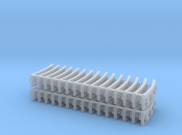 Verriegelungsbolzen für Quick Connection für Herpa in Smoothest Fine Detail Plastic