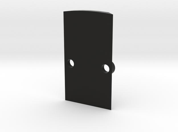RMR Cover in Black Natural Versatile Plastic