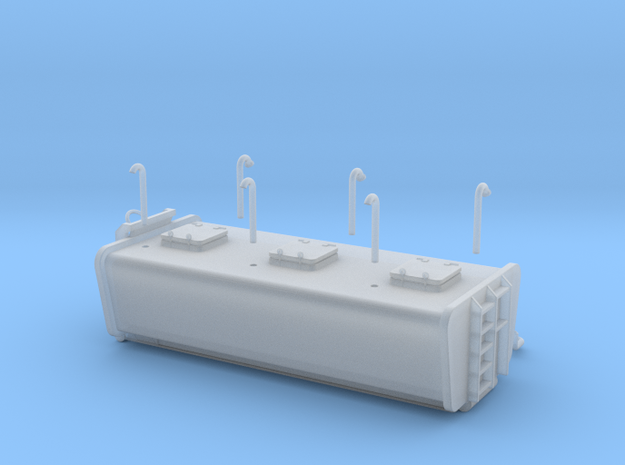 AB-Tank 5025mm lang in Smooth Fine Detail Plastic