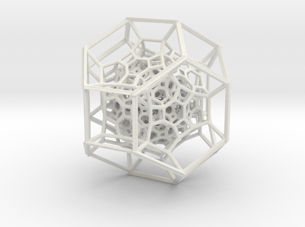 Inversion of 225 Truncated Octahedra