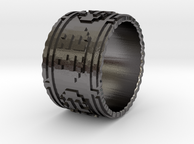 Journey Ring US 10.5 3d printed