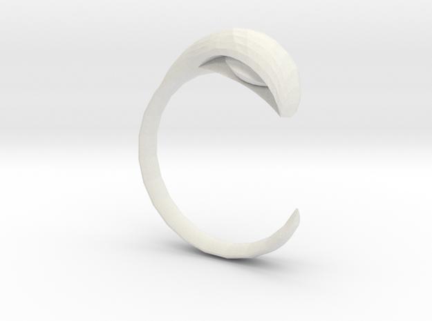 maam - Drop in White Natural Versatile Plastic