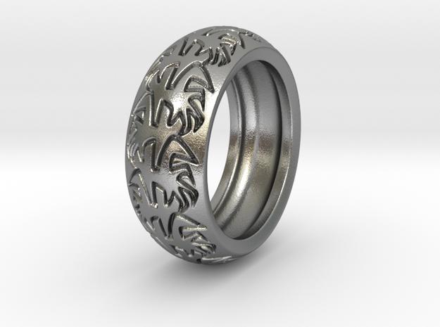 Ray B. - Ring - US 9 - 19 mm inside diameter 3d printed