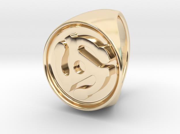 Custom Signet Ring 7