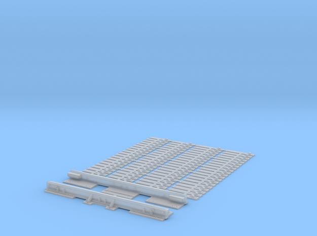 L23 L27 HP Array 40 W 9ft Guard Rail  in Smooth Fine Detail Plastic