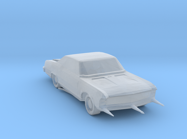 Wastelands GTO or buick???? in Smoothest Fine Detail Plastic