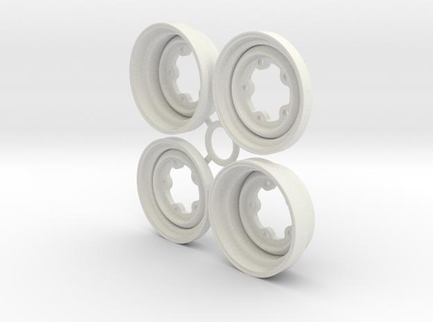 SRB VW style Wheels 1.5
