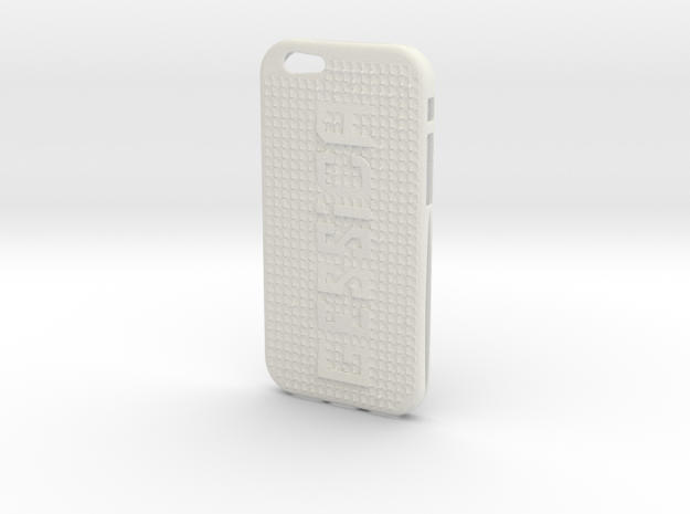 Iphone 6 Cover in White Strong & Flexible