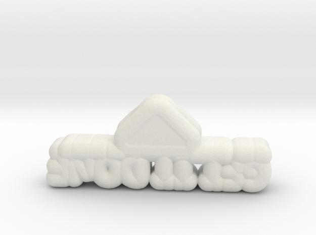 Prodprod in White Strong & Flexible