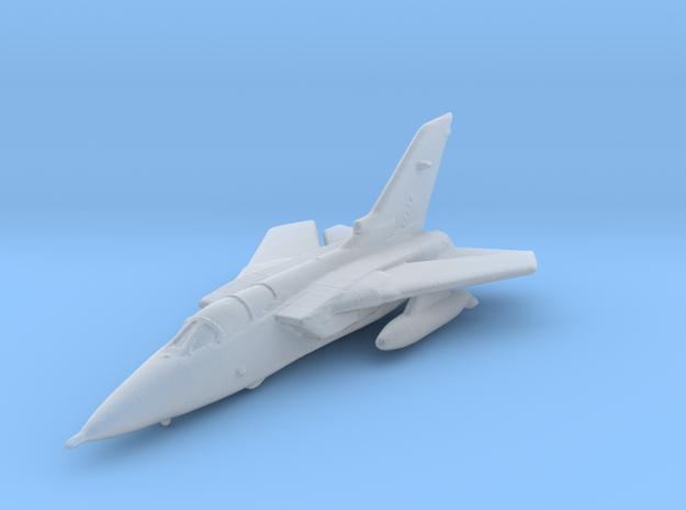 RAF Tornado Rescaled 1to500 Detailed in Smooth Fine Detail Plastic