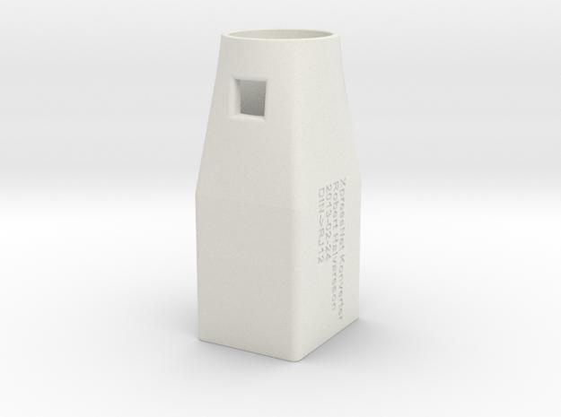 Adapter DIN-RJ12 3d printed Ver1.0