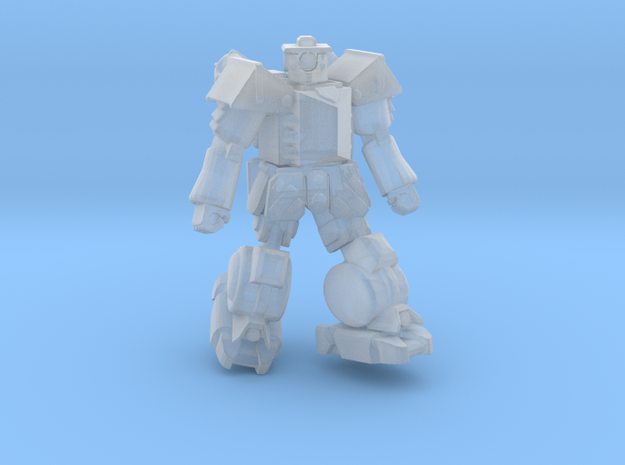 kNIGHT mECHA in Smooth Fine Detail Plastic