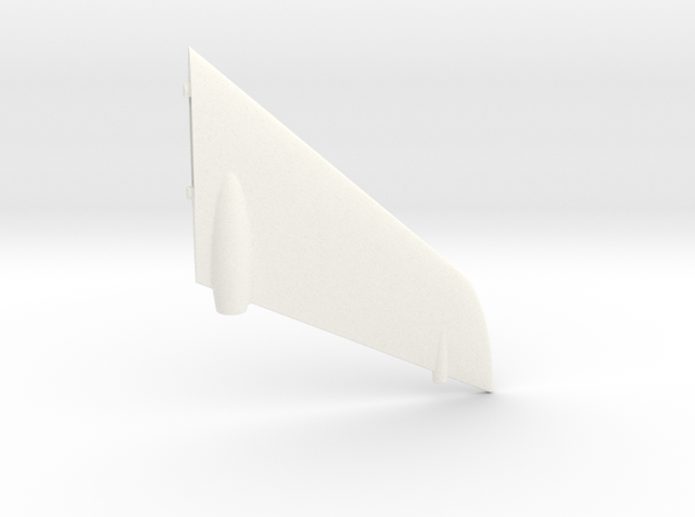 TRIDENT_Empennage-LH_Top 3d printed