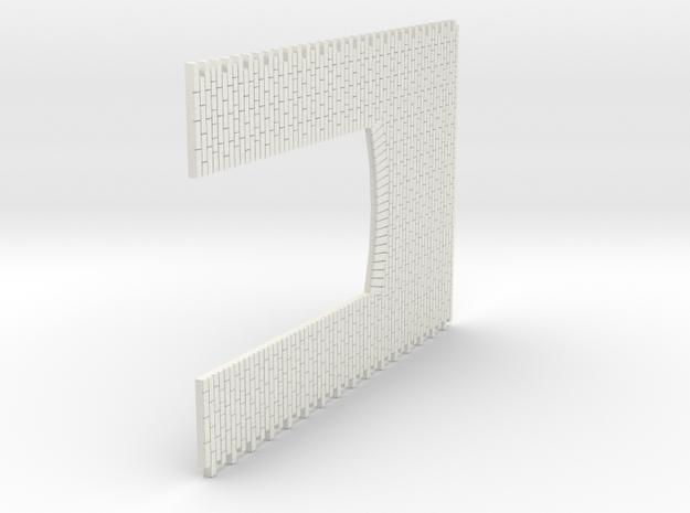 A-nori-bricks-double-door-sheet-1a in White Natural Versatile Plastic