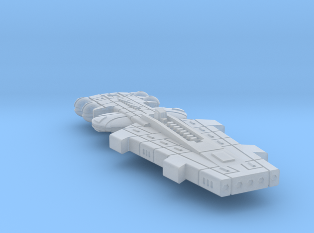 Orion (KON) Battle Cruiser in Frosted Ultra Detail