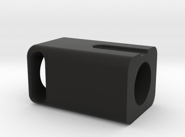 Kkm Comp in Black Natural Versatile Plastic