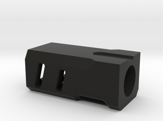 SAI Comp in Black Natural Versatile Plastic