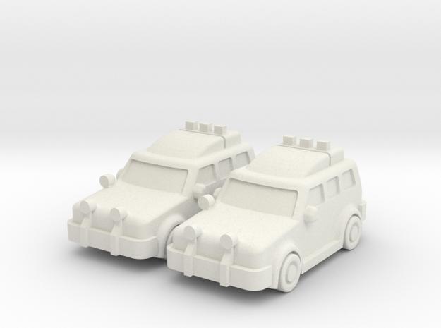 4x4 Cars (2 pcs)