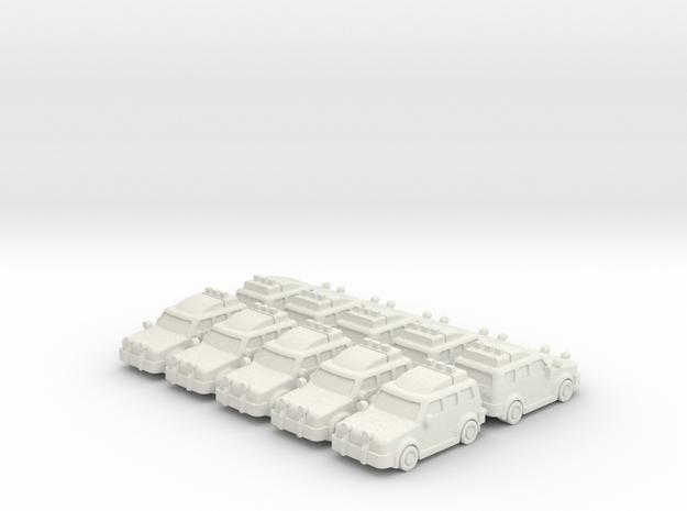 4x4 Cars (10 pcs)
