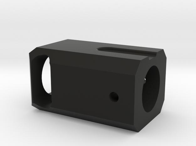 Kkm Comp Type 2 in Black Natural Versatile Plastic