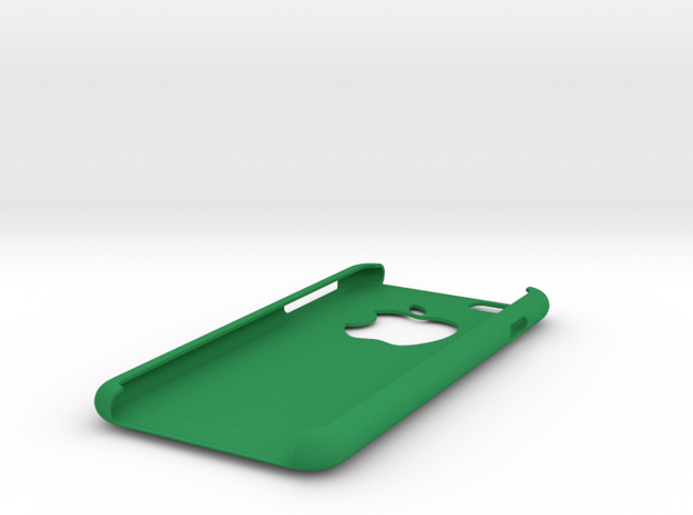 Cresset IPhone Case in Green Strong & Flexible Polished