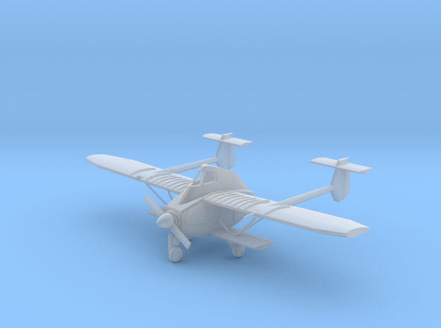 AirTruck PL-12 in Smooth Fine Detail Plastic