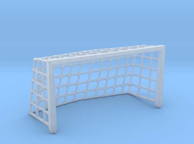2 inch Super Tiny Goal! in Smooth Fine Detail Plastic