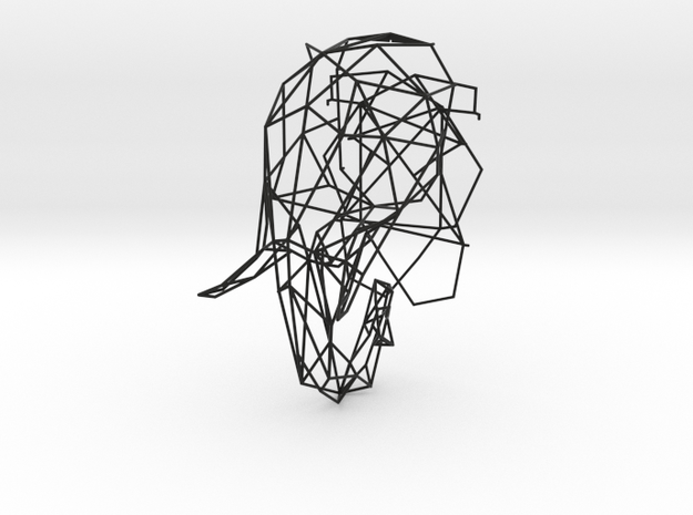 Wired Life Elephant Large 3d printed