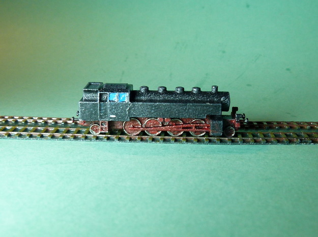 Steam Loco / Dampflok 1/285 6mm