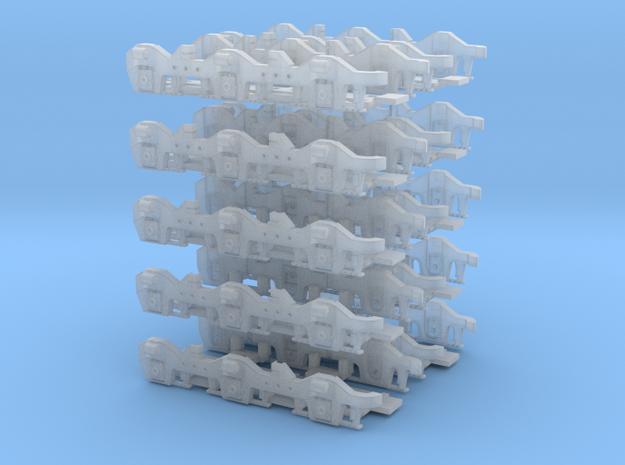 Triple Clasp HT-C - Kato Early Prod. (Bulk) (N) in Smoothest Fine Detail Plastic