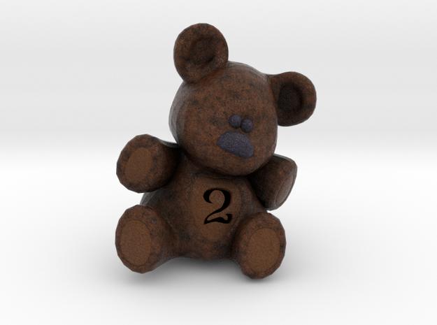 Bear Year 2 in Full Color Sandstone