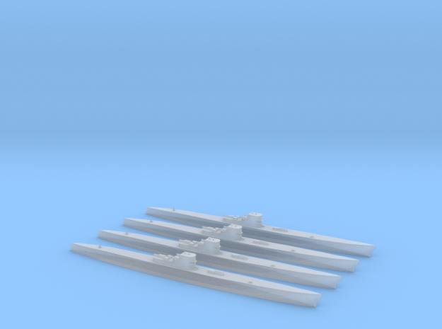 Type IXC U-Boat 1/2400 x4