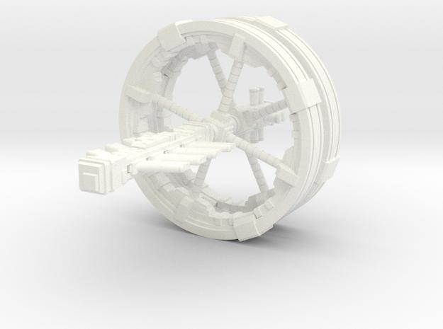 Futuristic space station concept (Large)