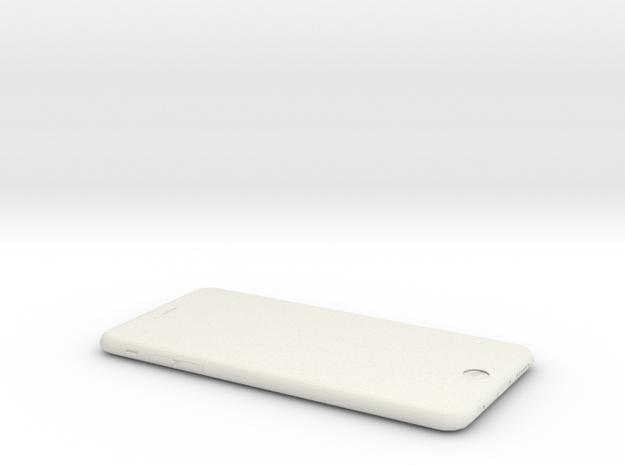 Iphone 6 in White Natural Versatile Plastic